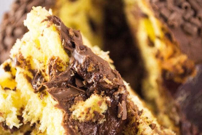 panettone cioccolato gianduia